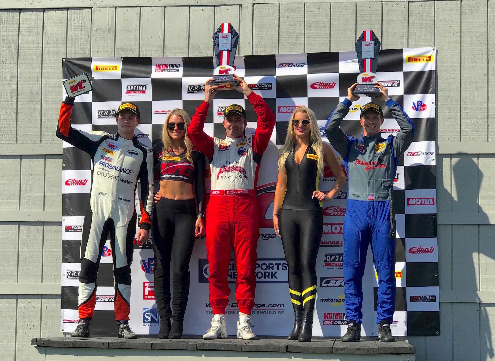 | Forgeline Teams Top the Pirelli World Challenge Podium at Mid-Ohio