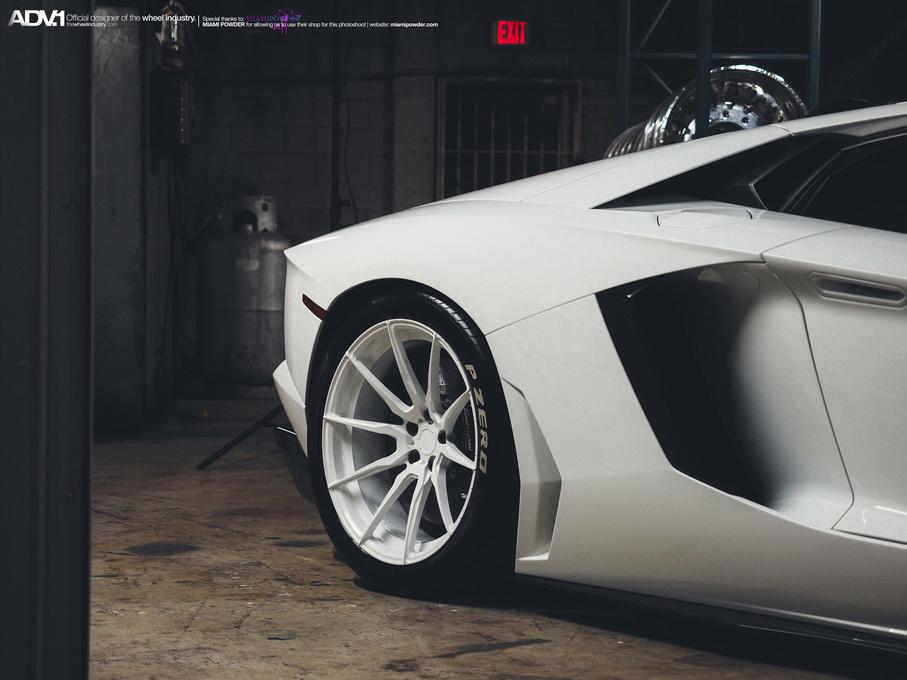 2012 Lamborghini Aventador | '12 Lamborghini Aventador on ADV.1's