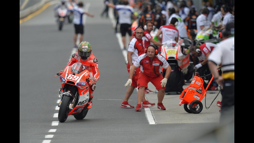 2013 Ducati  | 2013 MotoGP - Philip Island - Pit Stop
