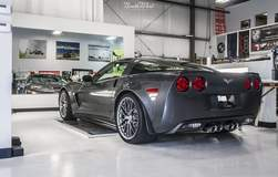 Z06 Corvette with XPEL ULTIMATE
