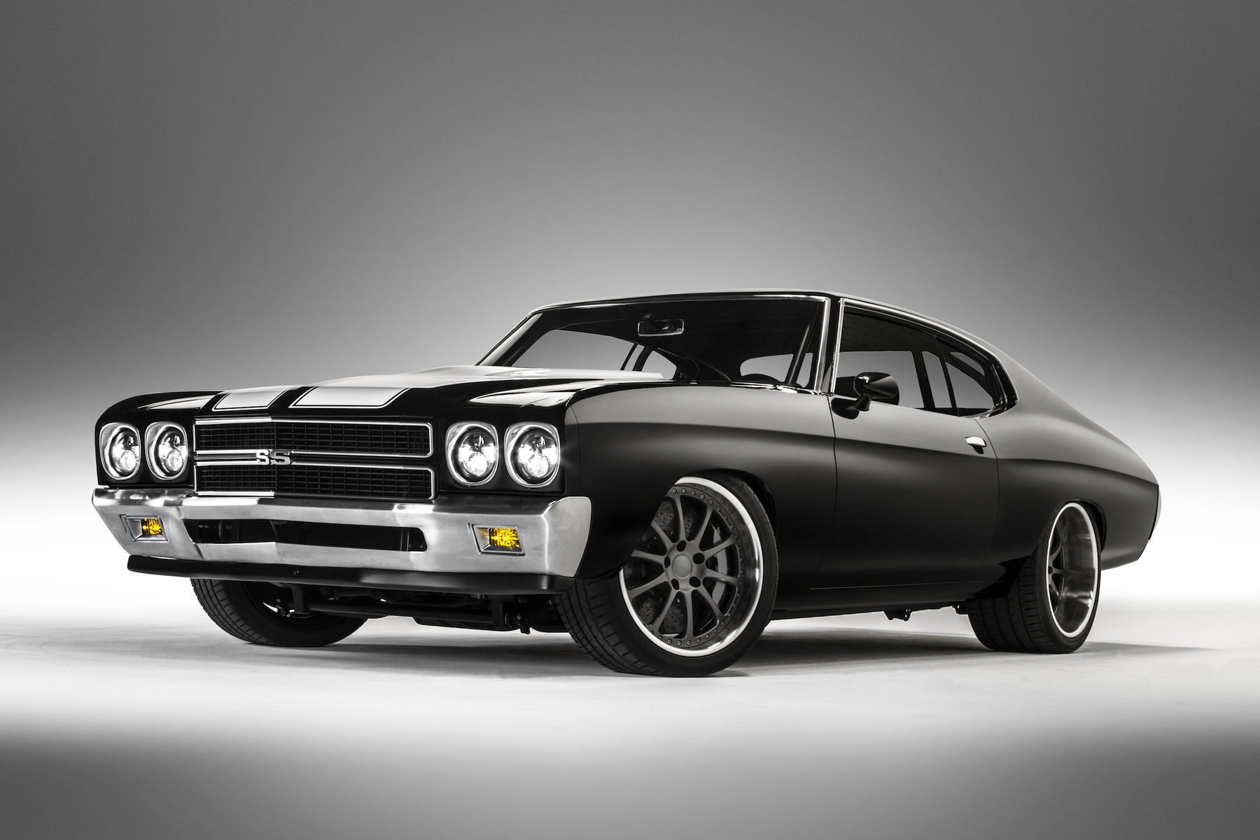 1970 Chevrolet Chevelle | Moe's 1970 Chevelle SS on Forgeline ZX3P Wheels