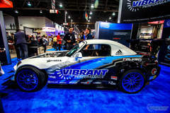 Chris Jeanneret - FormulaD Drift Car