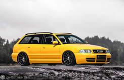 Quantum44 S1 - Audi S4 Avant