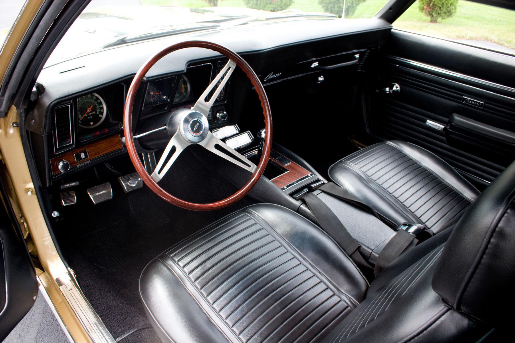 1969 Chevrolet Camaro | 1969 Camaro Z/28 Crossram 302