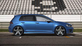 The '15 VW Golf R