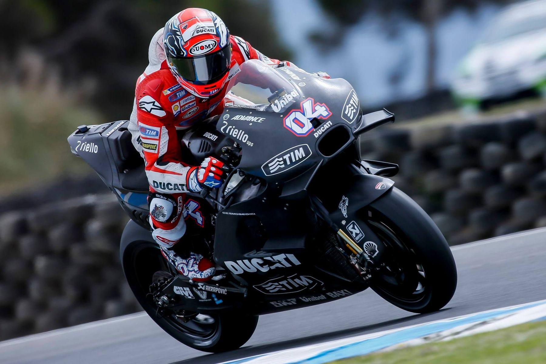 2016   | 2016 Ducati GP Team - preseason