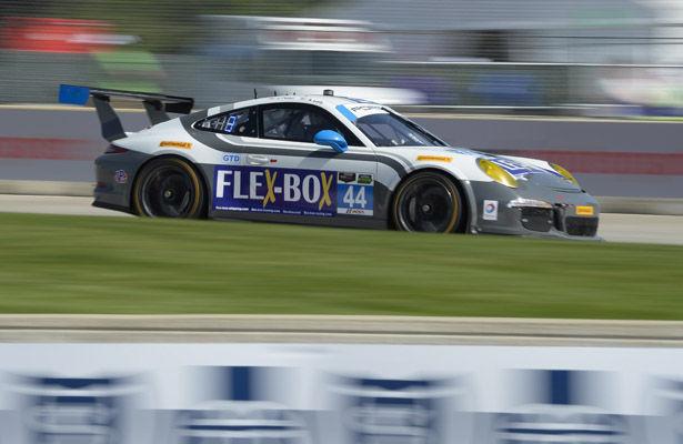 2014 Porsche 911 | Make Magnus Racing Your