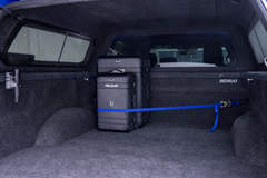 '15 Ford F-150 CrewCab by Leer - Cargo Space