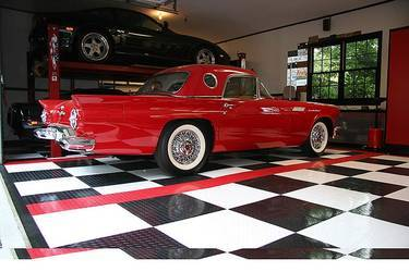 1956 Ford Thunderbird | T-Bird