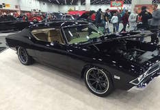 Reggy Eadie's '68 Chevelle on Forgeline GT3C Concave Wheels