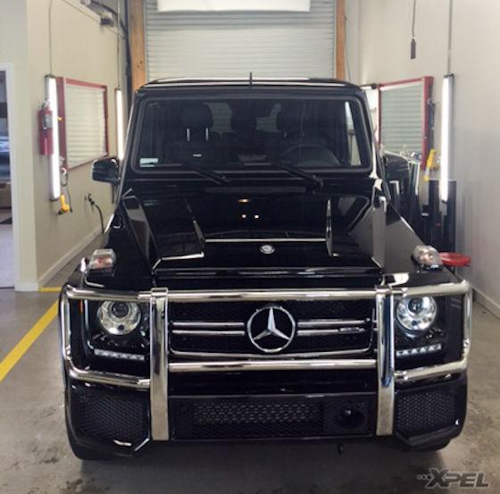 Mercedes-Benz G63 AMG | Mercedes Benz G63