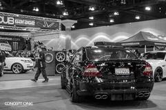 '13 Mercedes C63 AMG @ Dub Show - Show Shot