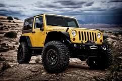 Jeep Wrangler w/ B57