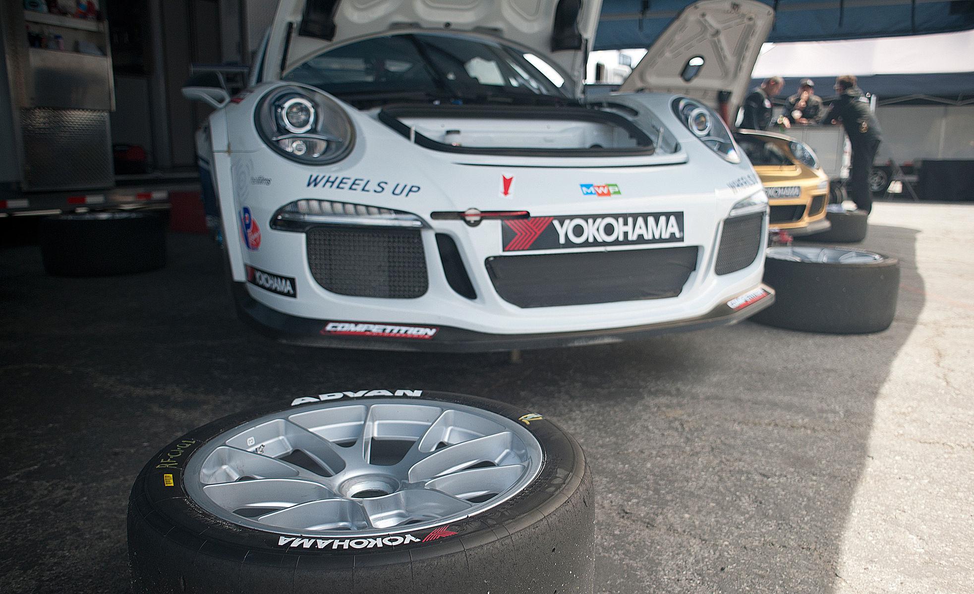 2014 Porsche 911 | 2014 IMSA Porsche GT3 Cup - Laguna Seca