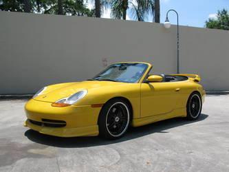 1999 Porsche 911 | 1999 Porsche 996