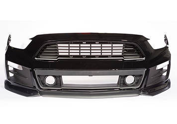 2015 Mustang Complete ROUSH Front Fascia Kit