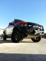 Xtreme Outfitters Raptor with Rigid Industries lights