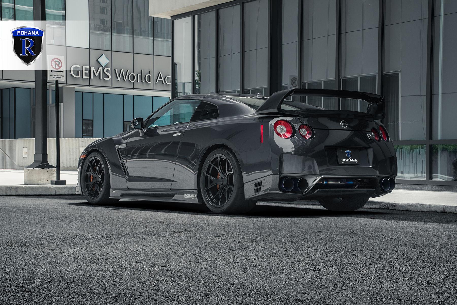 Nissan GT-R   Nissan GTR
