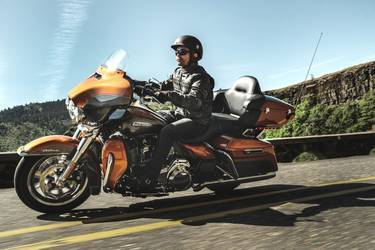 2015 Electra Glide Ultra Low