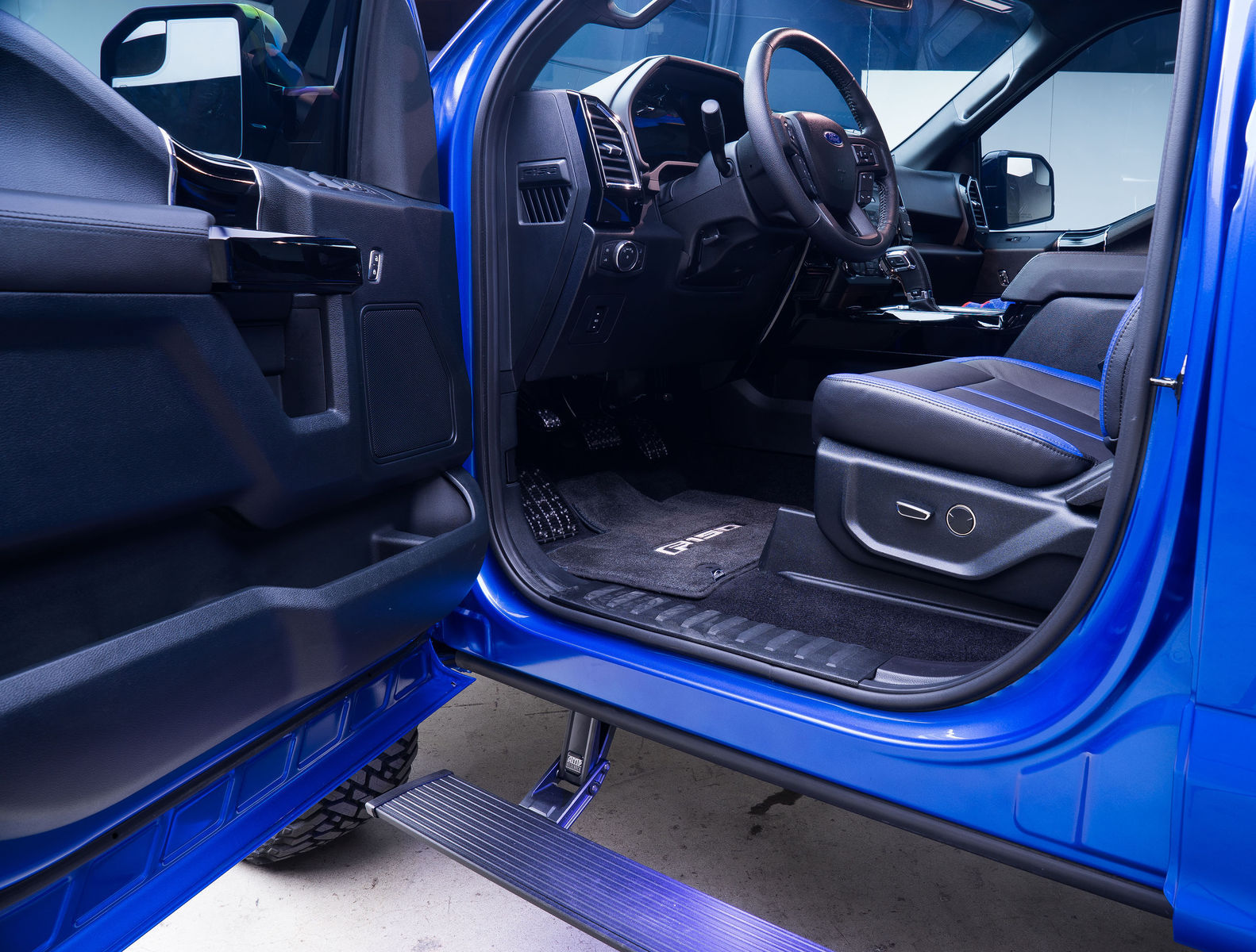 2015 Ford F-150   '15 Ford F-150 CrewCab by Leer
