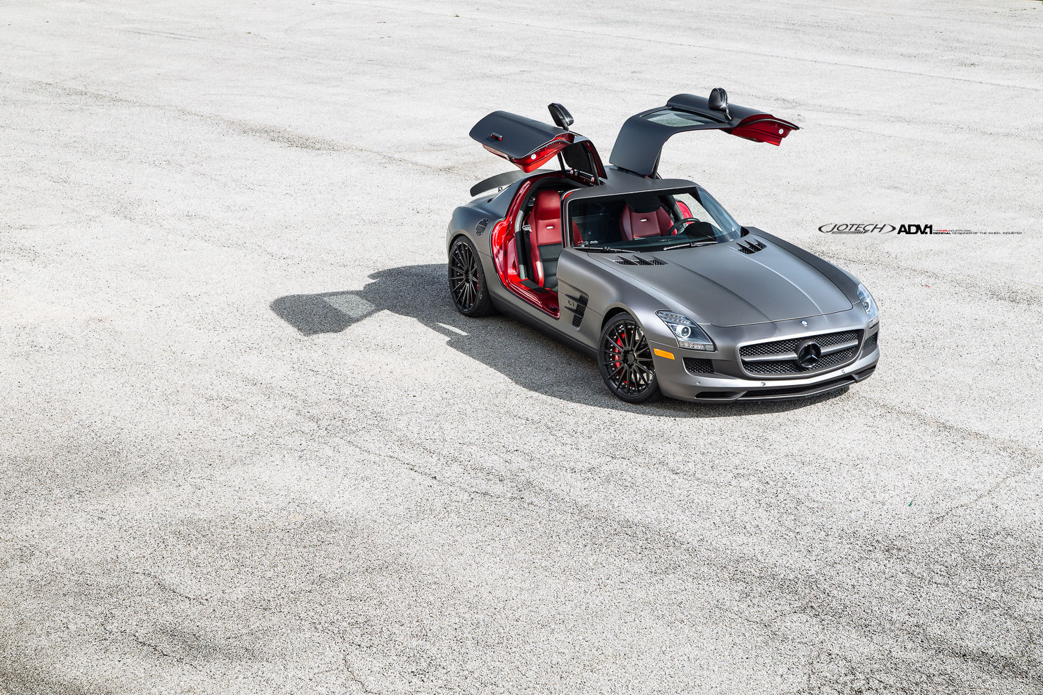 Mercedes-Benz SLS AMG | ADV.1 Wheels Mercedes SLS AMG