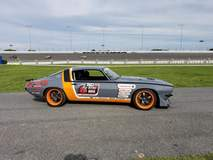 Chris Smith Wins Drive Optima GTV at Daytona in the RideTech Track 1 Camaro on Forgeline Wheels!