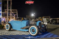 Charly's Garage 'Blu Bayou' Ford Roadster - SEMA 2016
