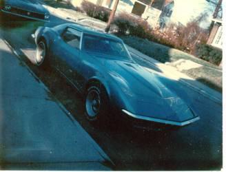 1969 Chevrolet Corvette Stingray   '69 Corvette Stingray