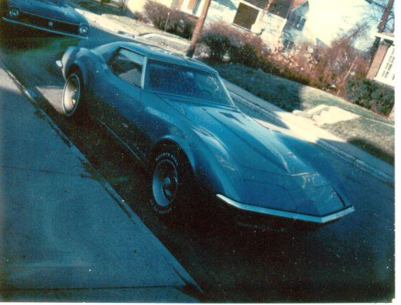 1969 Chevrolet Corvette Stingray | '69 Corvette Stingray