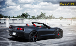 '14 C7 Corvette by MC Customs