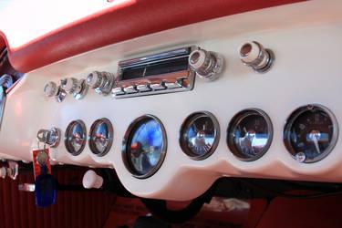 1954 Chevrolet Corvette | 1954 Chevrolet Corvette - Dashboard