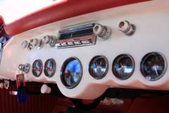 1954 Chevrolet Corvette - Dashboard