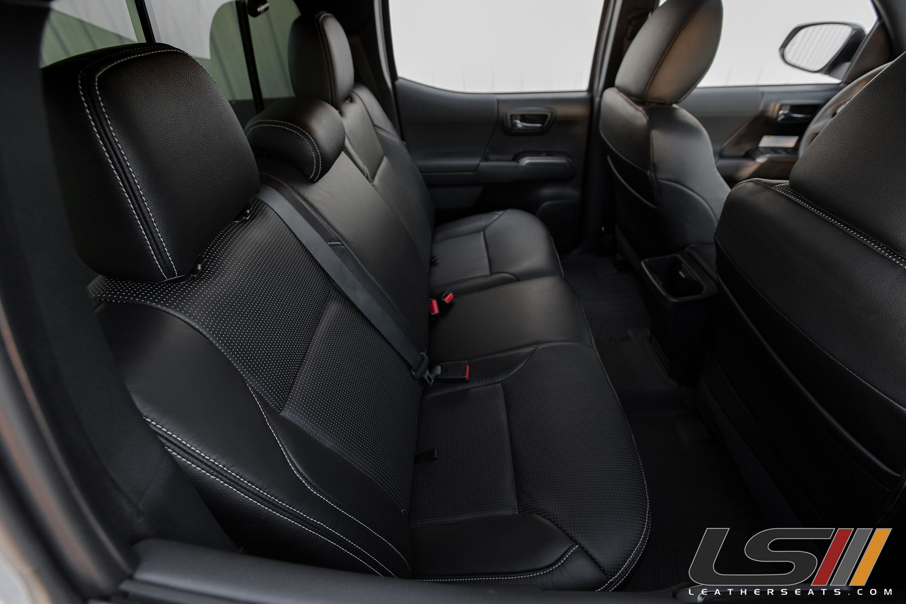 2017 Toyota Tacoma Interior By Leatherseats