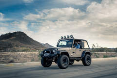 Jeep Wrangler - Project TJ