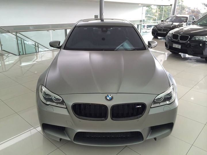 BMW  | XPEL STEALTH matte finish self-healing clear bra