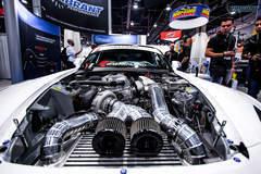 Chris Jeanneret Vibrant Drift S2k - Engine Setup