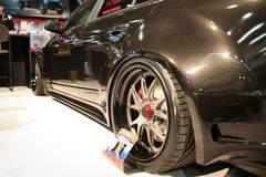 D3 Cadillac's 1100HP Black Rose Cadillac CTS-V Wagon on Center Locking Forgeline GA3 Wheels