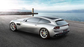Ferrari GTC4Lusso T new V8 Details