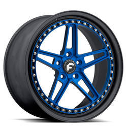 "Forgiato Formula (21"" x 9.5"" front, 21"" x 13"" rear) wheels"