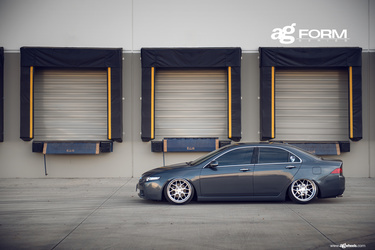 2012 Acura TSX | Acura TSX on Avant Garde Wheels