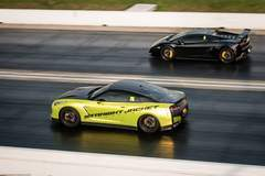 Greg Lifrieri Gorzilla Nissan GT-R on Forgeline GA3 Wheels at TX2K16