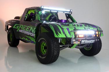 Greene MotorSport's trophy truck