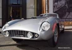 Ferrari 375 MM Spyder- Pebble Beach Best of Show 2014