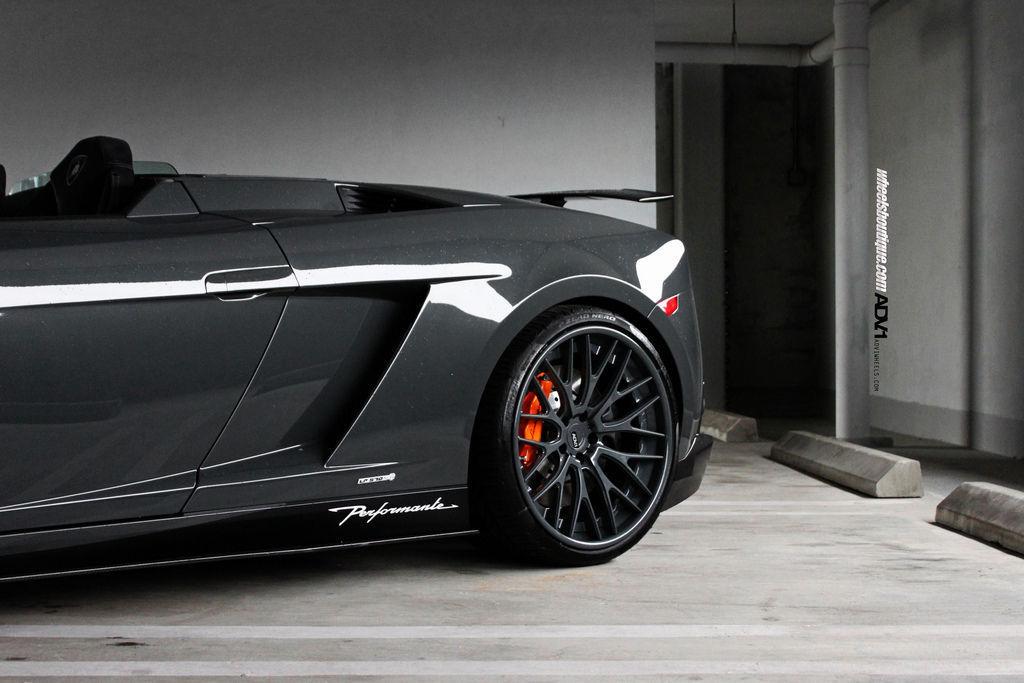 Lamborghini Gallardo | Lamborghini Gallardo Performante on ADV10.0 Track Spec  SL