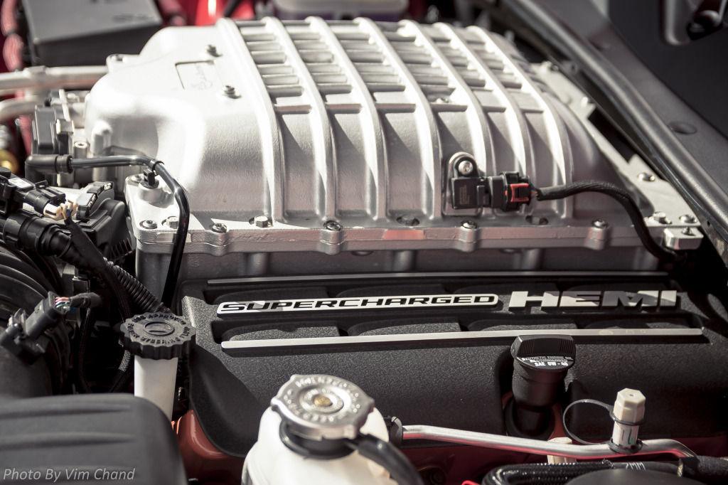 2015 Dodge Challenger   Supercharged Hemi