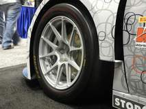 RealTime Racing Acura TLX GT on Forgeline GA1R Open Lug Wheels