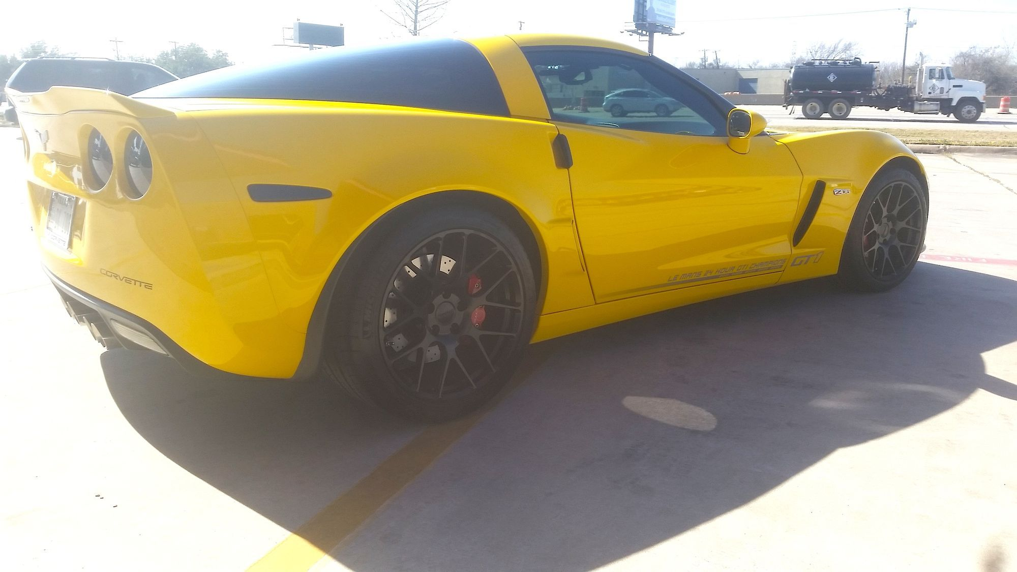 2007 Chevrolet Corvette Z06 | Dan's C6 Z06 on Forgeline SE1 Wheels