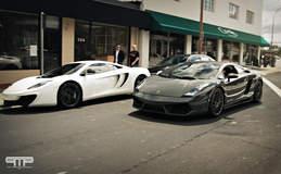 Lamborghini vs McLaren