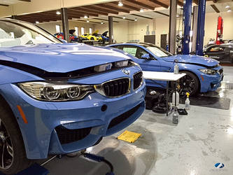 2016 BMW M | BMW Performance Driving Center at The Thermal Club