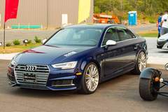 H&R 2017 Audi S4